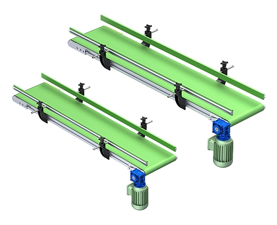 Miniature Conveyors