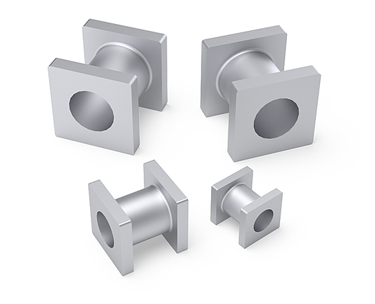 Motor Connection Flanges