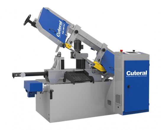 PAR 280 PLC - Full Automatic PLC Control Bandsaw Machine