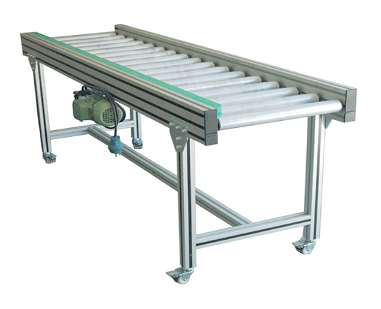 Drive Roller Conveyors