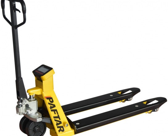 TP25T Scaled Pallet Truck