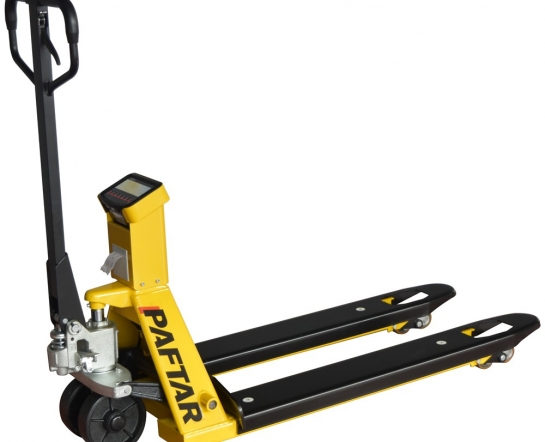 TP25TY Scaling Pallet Truck with Printer